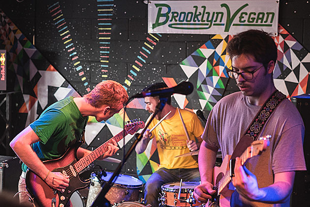 PInegrove at 2016 BrooklynVegan SXSW (more by Amanda Hatfield)