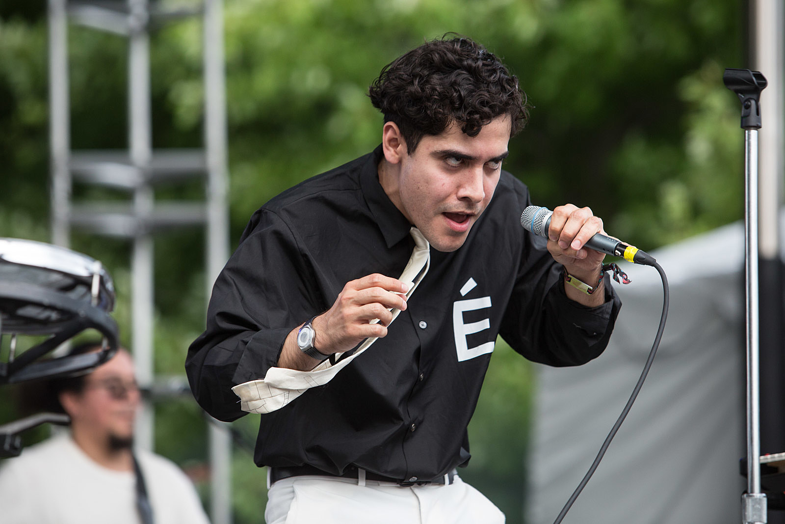 Neon Indian at Pitchfork Festival 2016