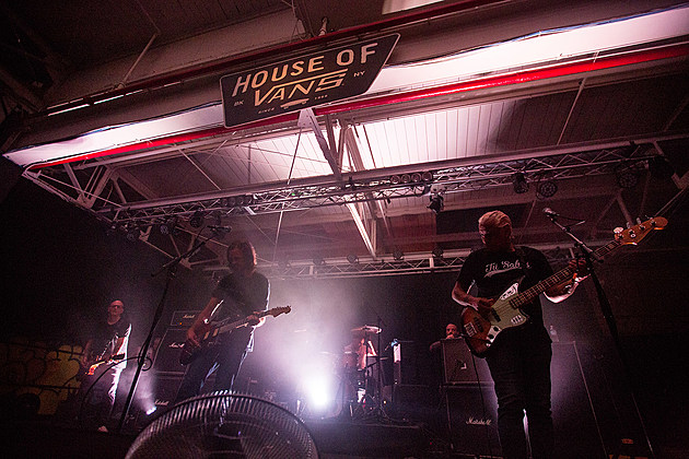 Quicksand at House of Vans