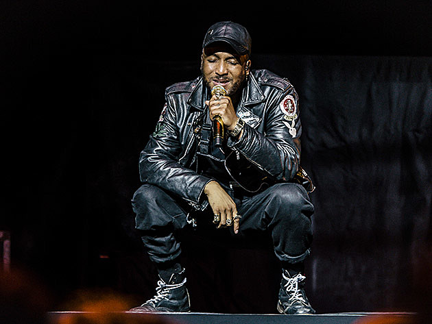 Ro James at Ford Amphitheater at Coney Island Boardwalk