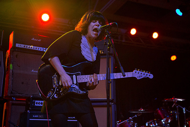 Screaming Females at House of Vans