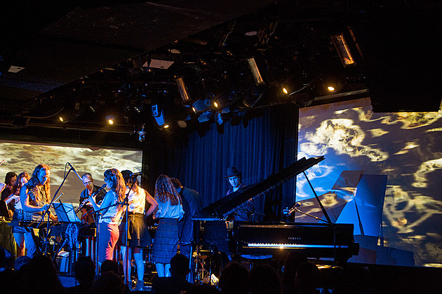 Thor and Friends at Le Poisson Rouge
