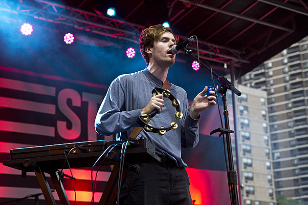 Wild Nothing at South Street Seaport, NYC