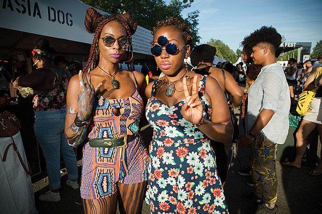 Afropunk 2016 - Saturday