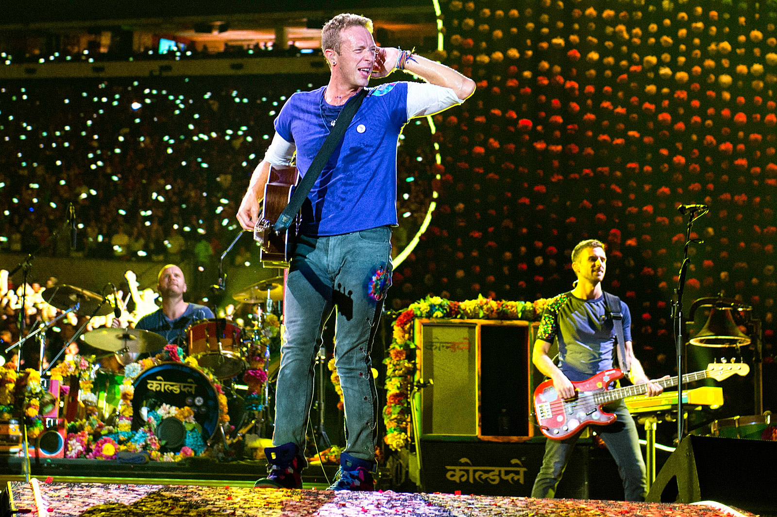 Coldplay at Lincoln Financial Field