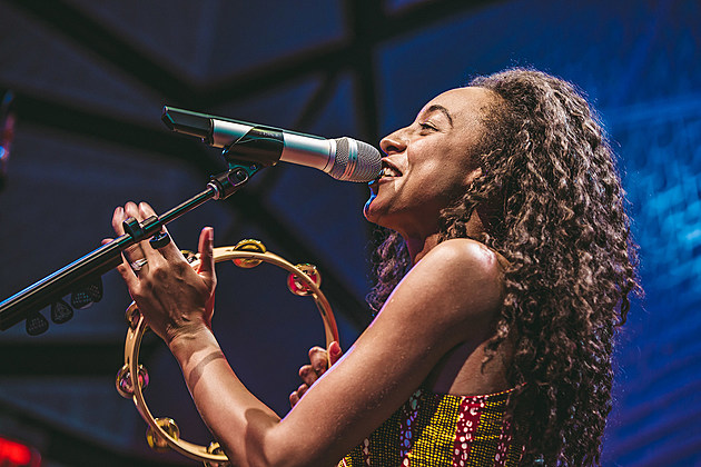 Corinne Bailey Rae at National Sawdust