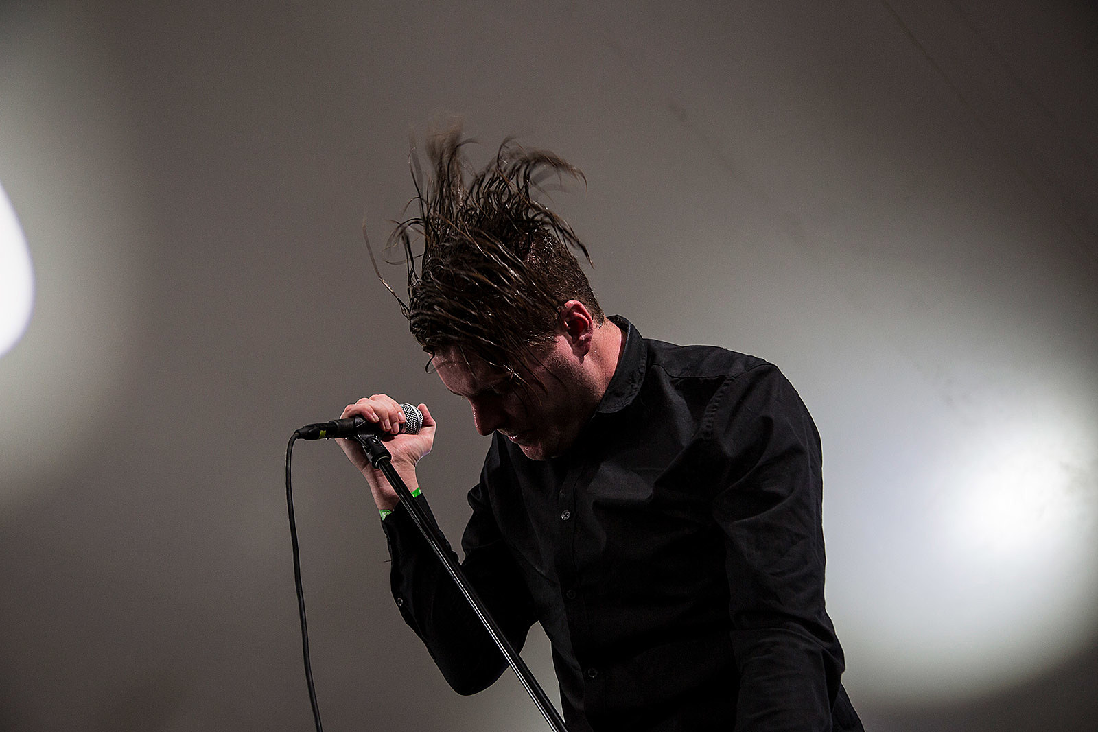 Deafheaven at Eaux Claires 2016