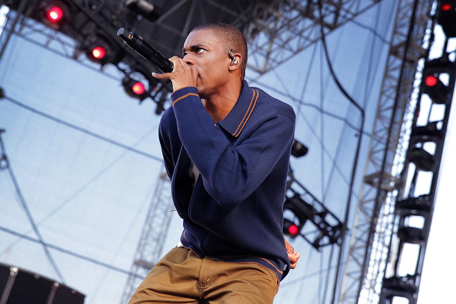 Vince Staples at FYF Fest 2016 - Saturday