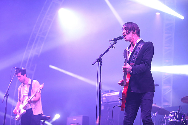 Wolf Parade at FYF Fest 2016 - Saturday