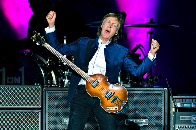 Paul McCartney at Metlife Stadium