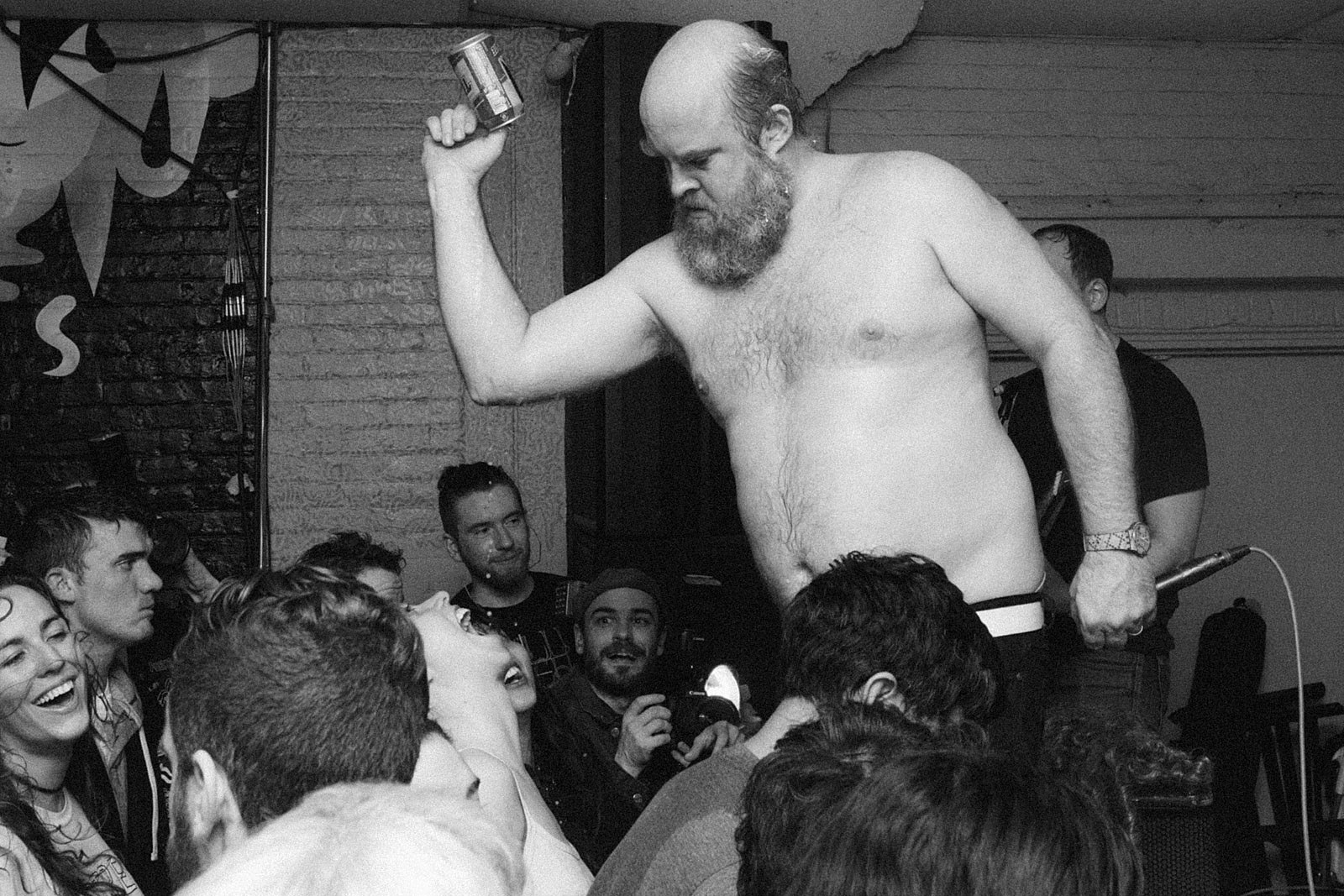 Les Savy Fav at Death by Audio