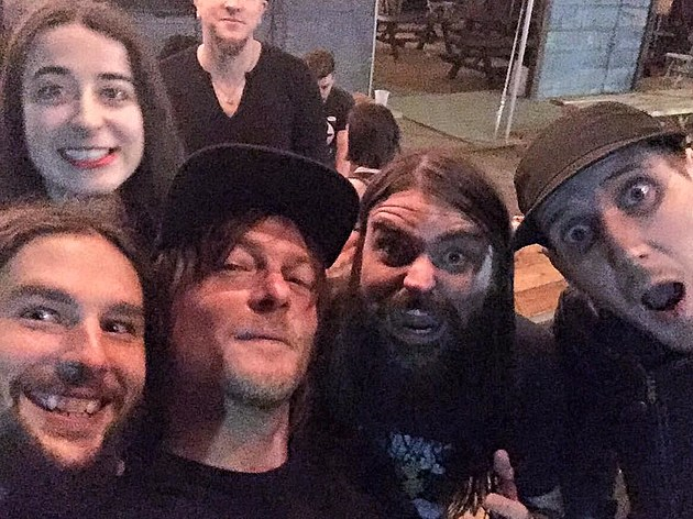 The Well and Norman Reedus