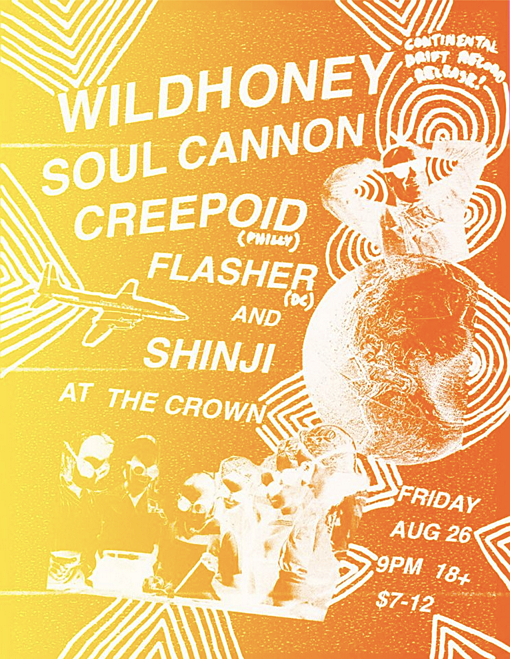 wildhoney-flyer