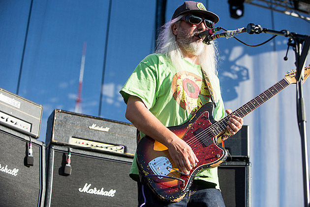 Dinosaur Jr. at Wrecking Ball 2016 - Sunday