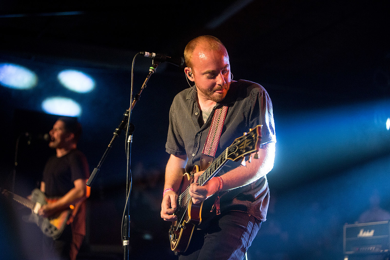 The Menzingers at Wrecking Ball Festival 2016 - Saturday