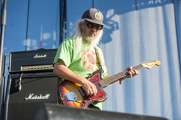 Dinosaur Jr at Wrecking Ball 2016 - Sunday