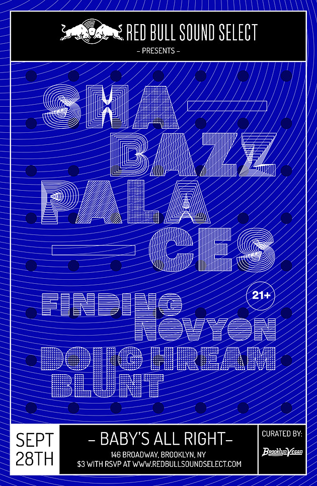 SHABAZZ PALACES playing $3 SMALL show…  with DOUG HREAM