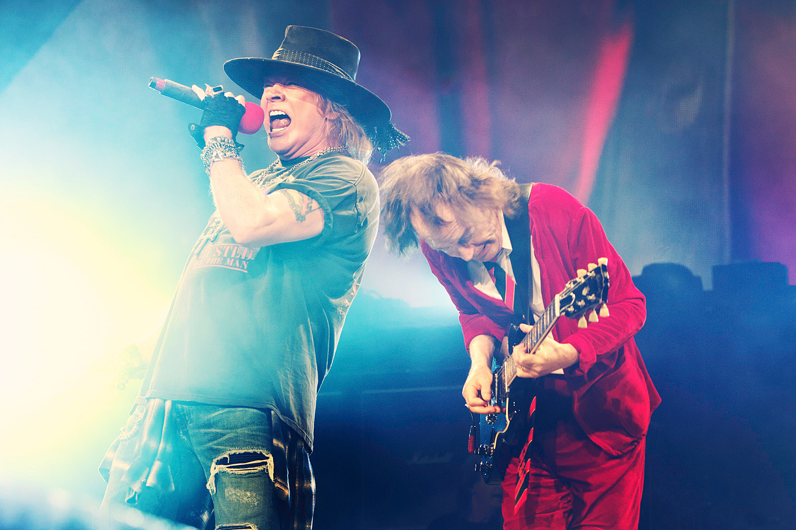 AC/DC (with Axl Rose) played MSG (pics, videos, setlist)