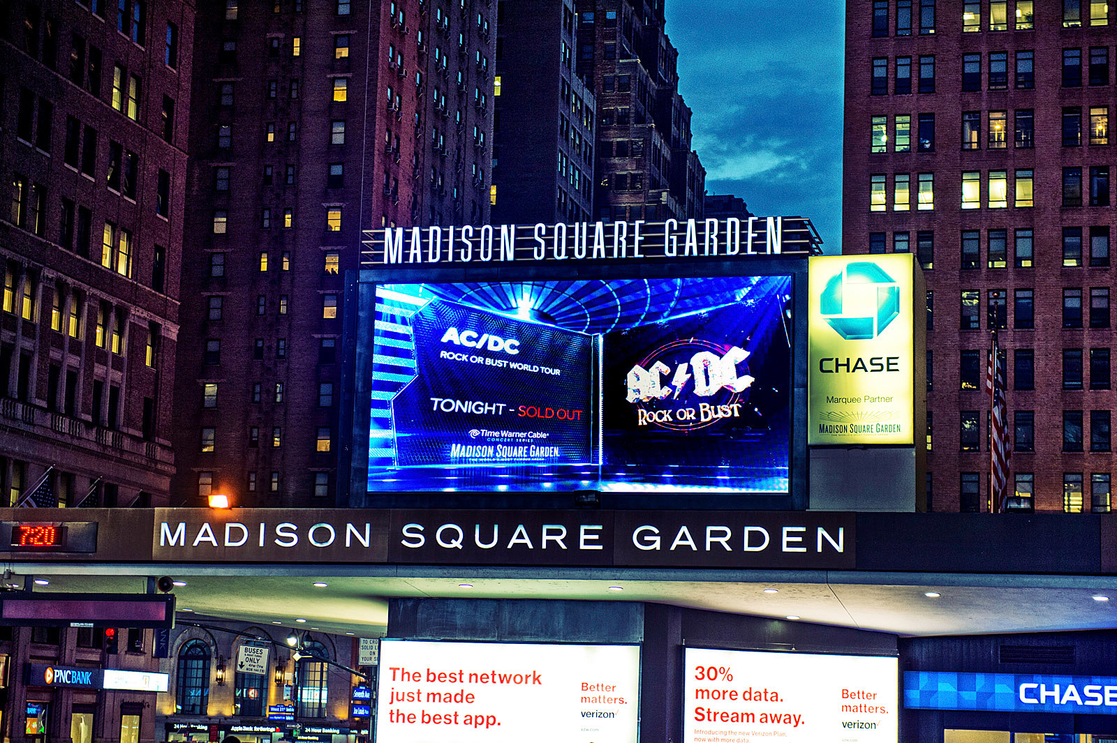 Madison Square Garden: Madison Square Garden, Radio City & More Hit By Credit