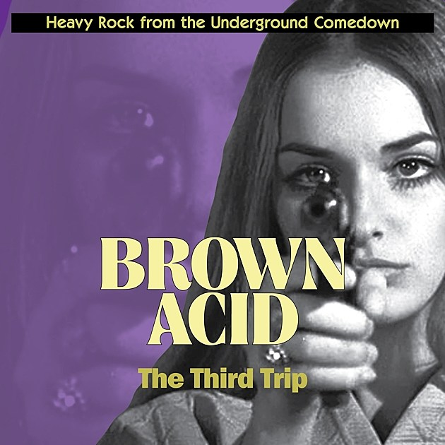 Brown Acid The Third Trip