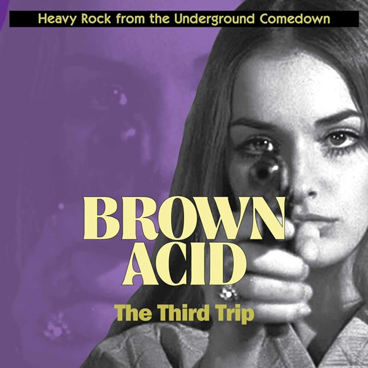 70s stoner rock comp 'Brown Acid: The Third Trip' is coming (stream