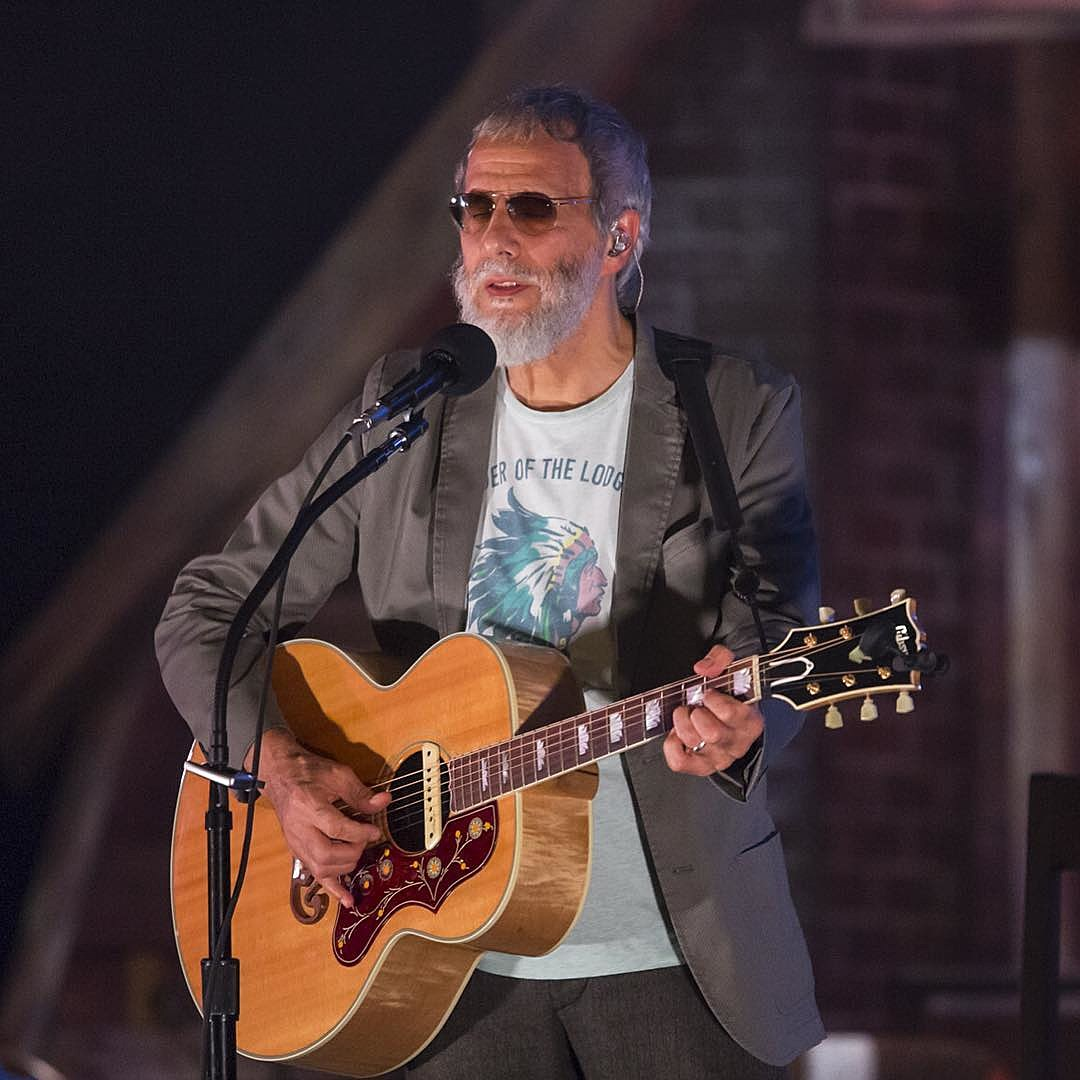 Yusufcat Stevens Played His First 2 Nyc Shows In 40 Years At Beacon