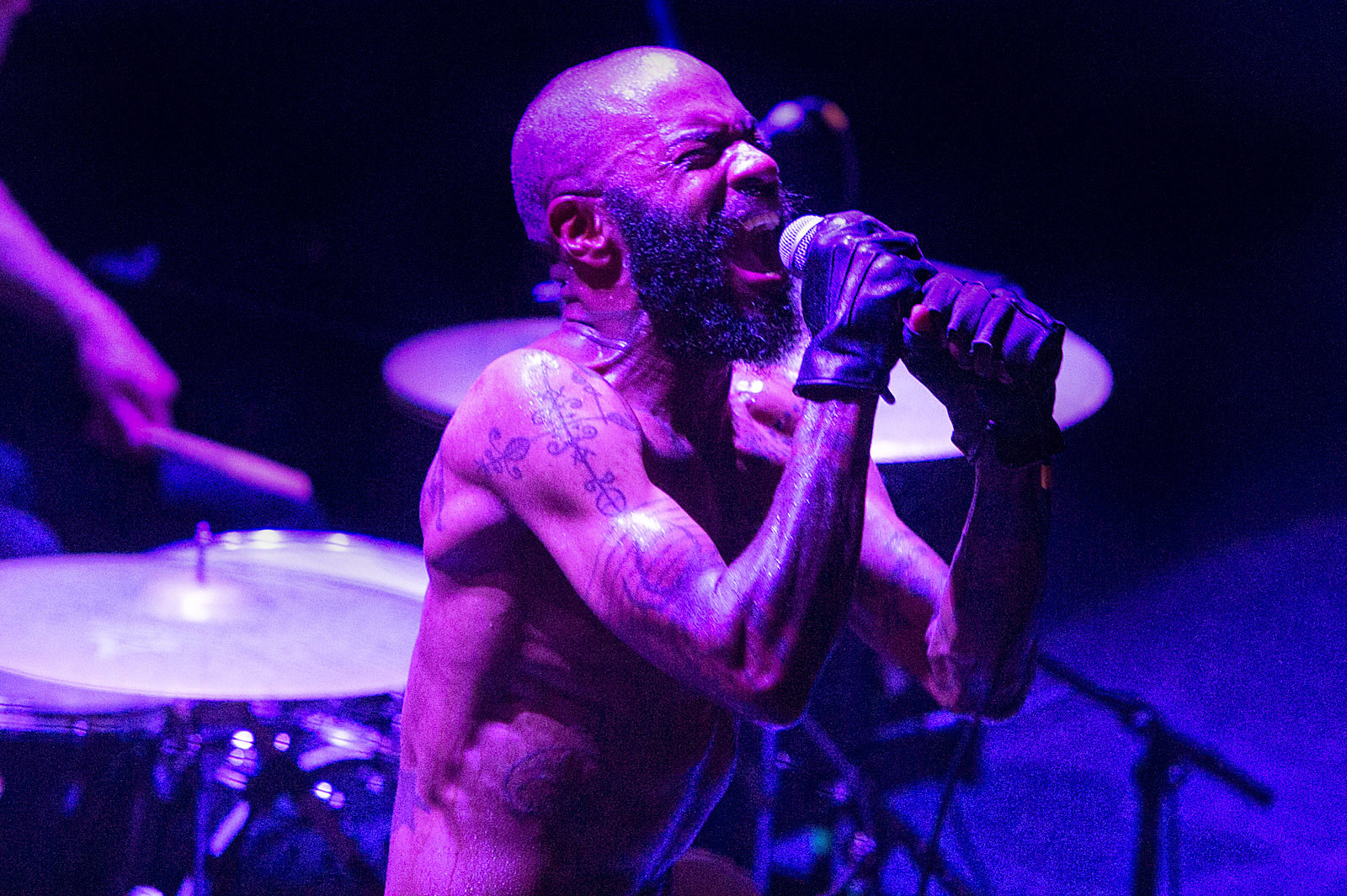 Death Grips at Terminal 5