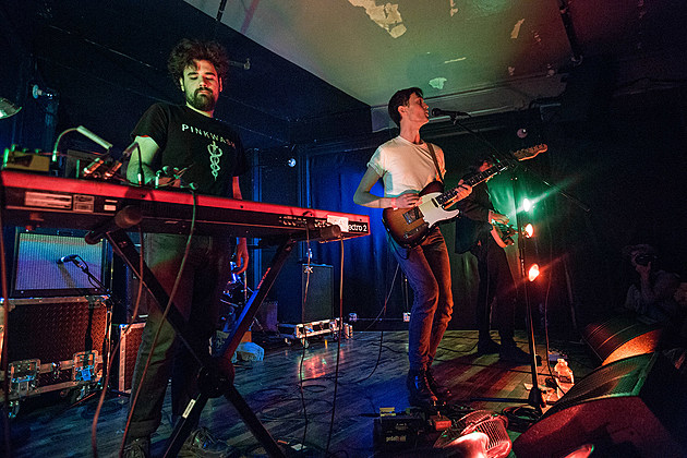 Ought at Market Hotel