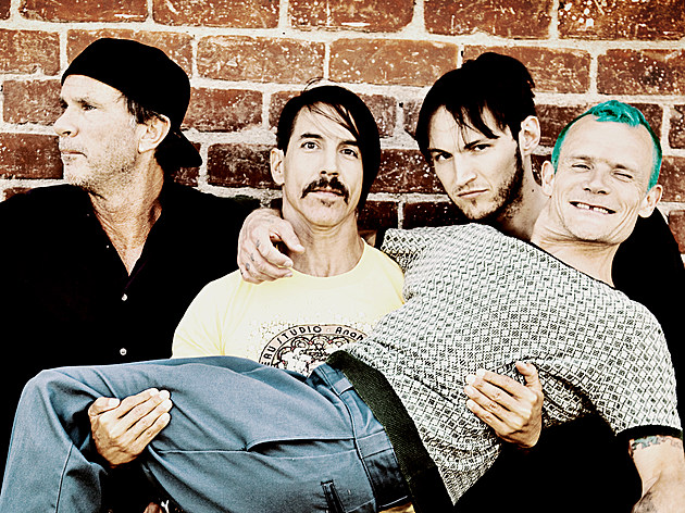 Image result for red hot chili peppers 2017