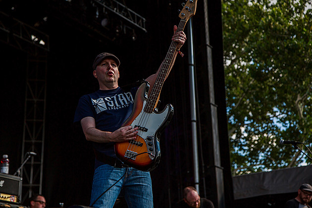 Smoking Popes at Riot Fest Chicago 2016 - Saturday
