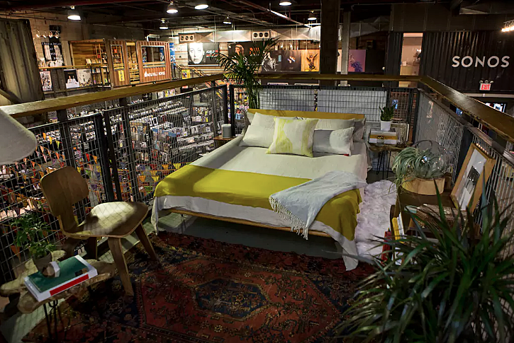 Rough Trade Nyc Hosting A Sonos Listening Room That You