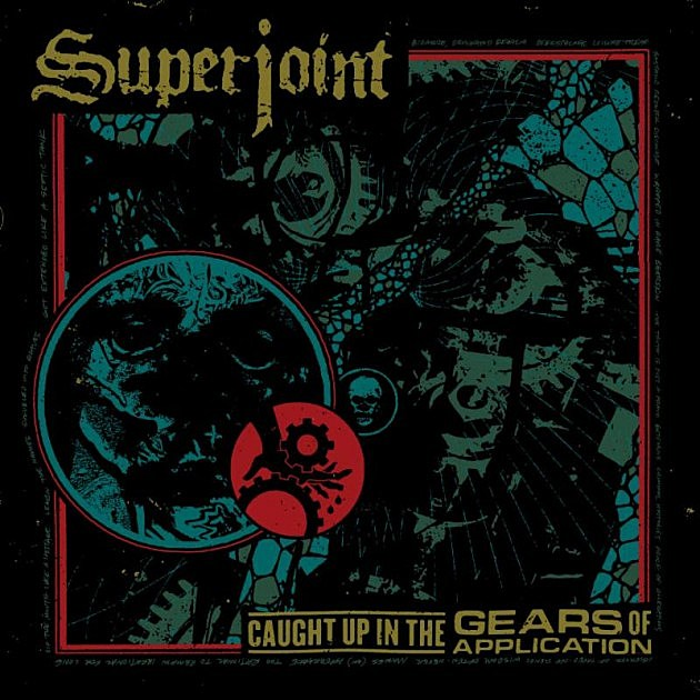 Superjoint Anselmo Eyehategod Prep First Lp In Over A