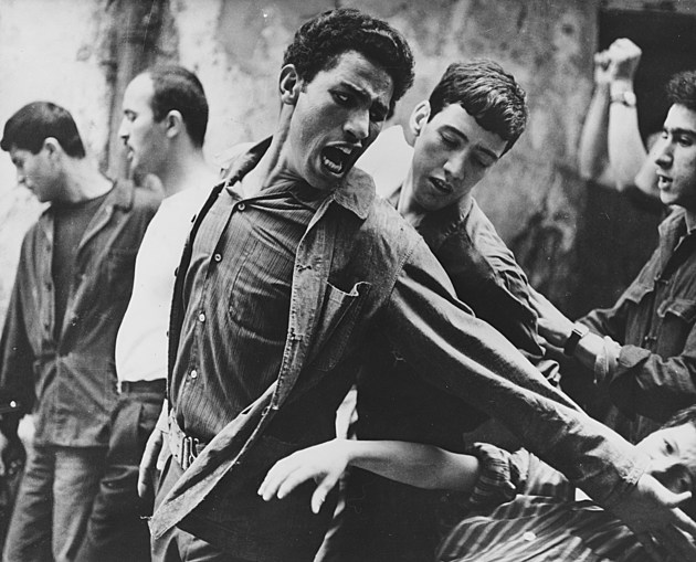 'The Battle of Algiers'