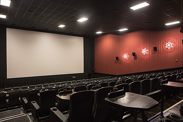 Pics inside alamo drafthouse downtown brooklyn grand - Downtown at the gardens movie theater ...