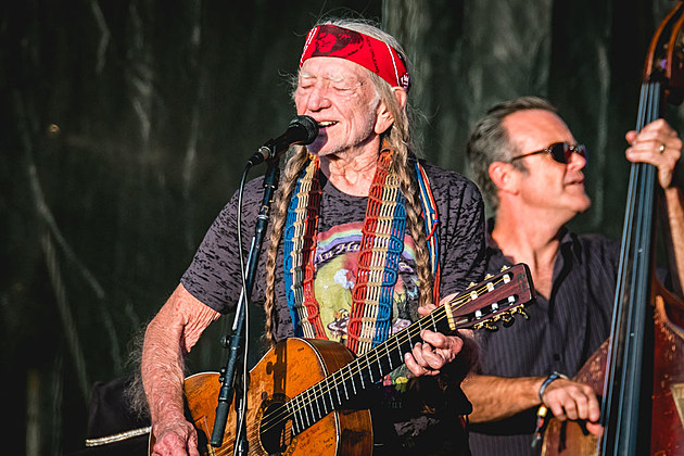 Willie Nelson at ACL Festival 2016 Weekend 2