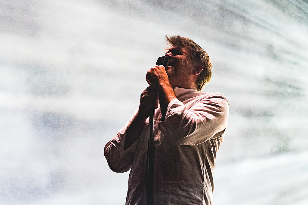 LCD Soundsystem at ACL Festival 2016 Weekend 2