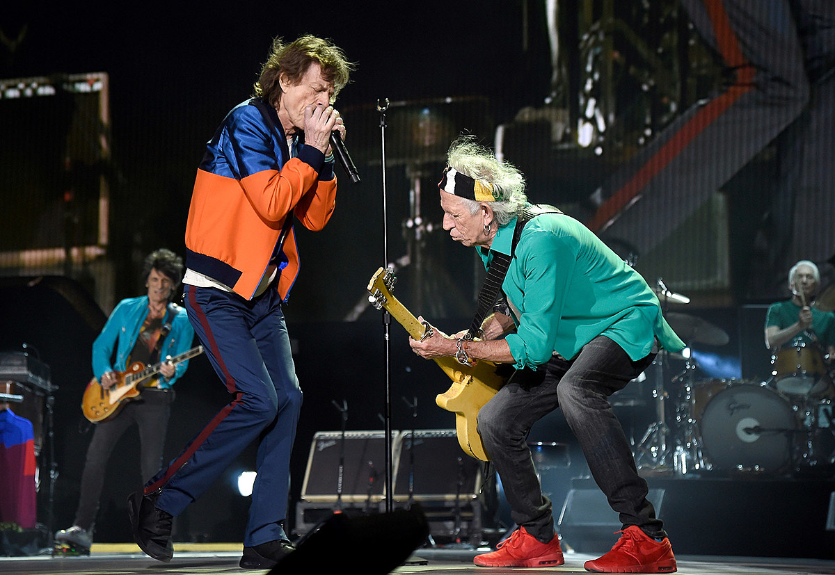 Rolling Stones postpone New Orleans show ahead of Tropical Storm Barry
