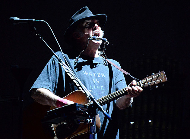 Neil Young and Promise of the Real at Desert Trip