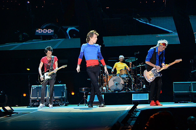 The Rolling Stones at Desert Trip 2016 Weekend 2