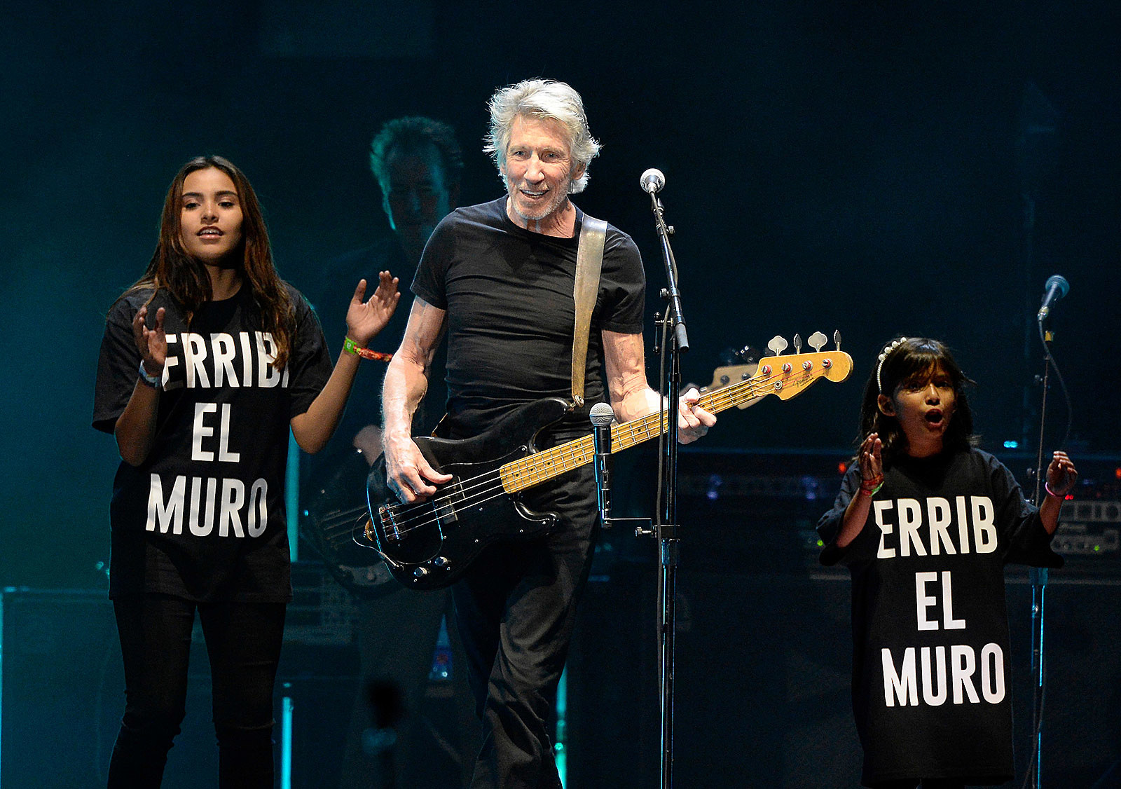 Roger Waters at Desert Trip 2016 Weekend 2