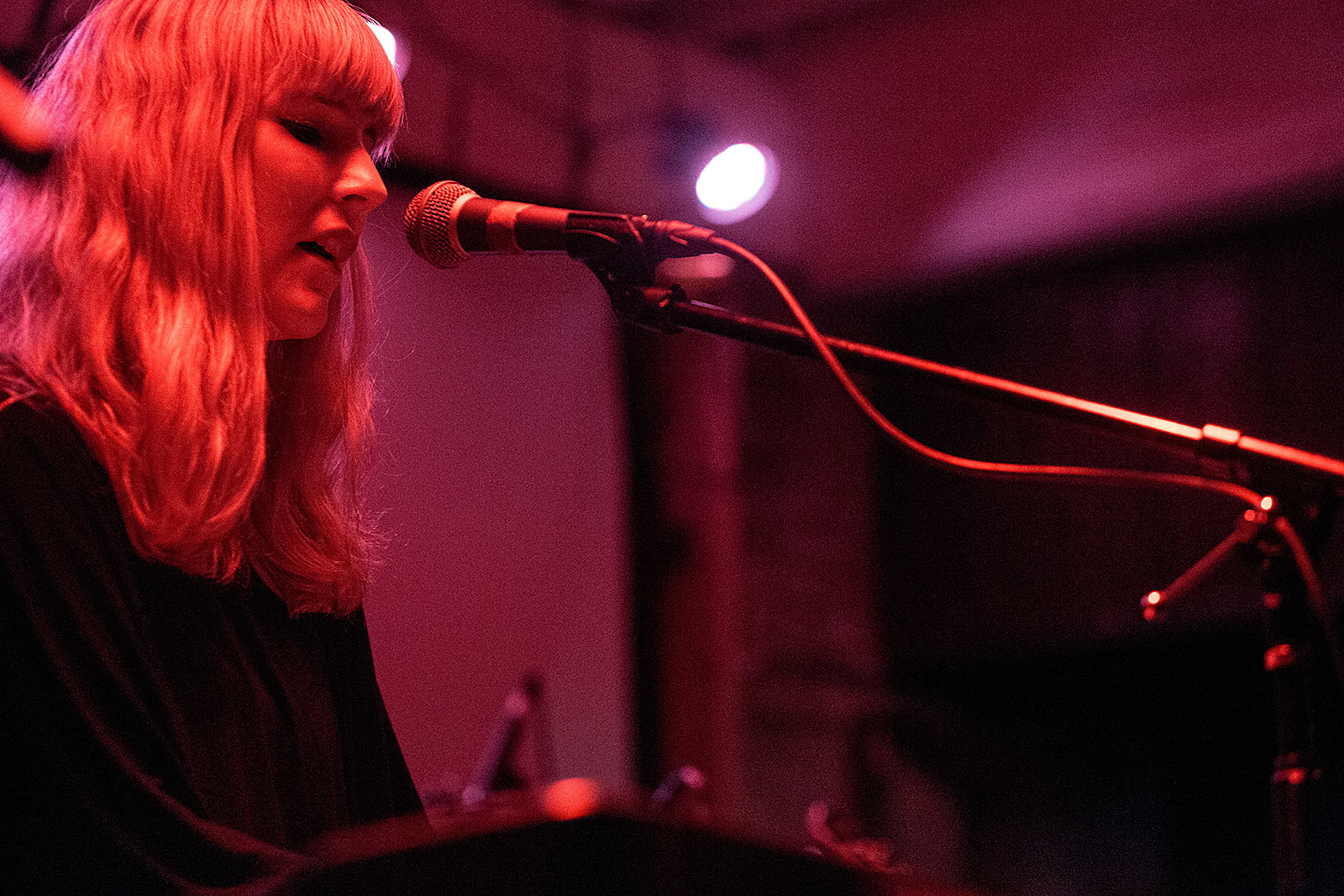 Emily Jane White & Foxtails Brigade played two NYC shows (pics from