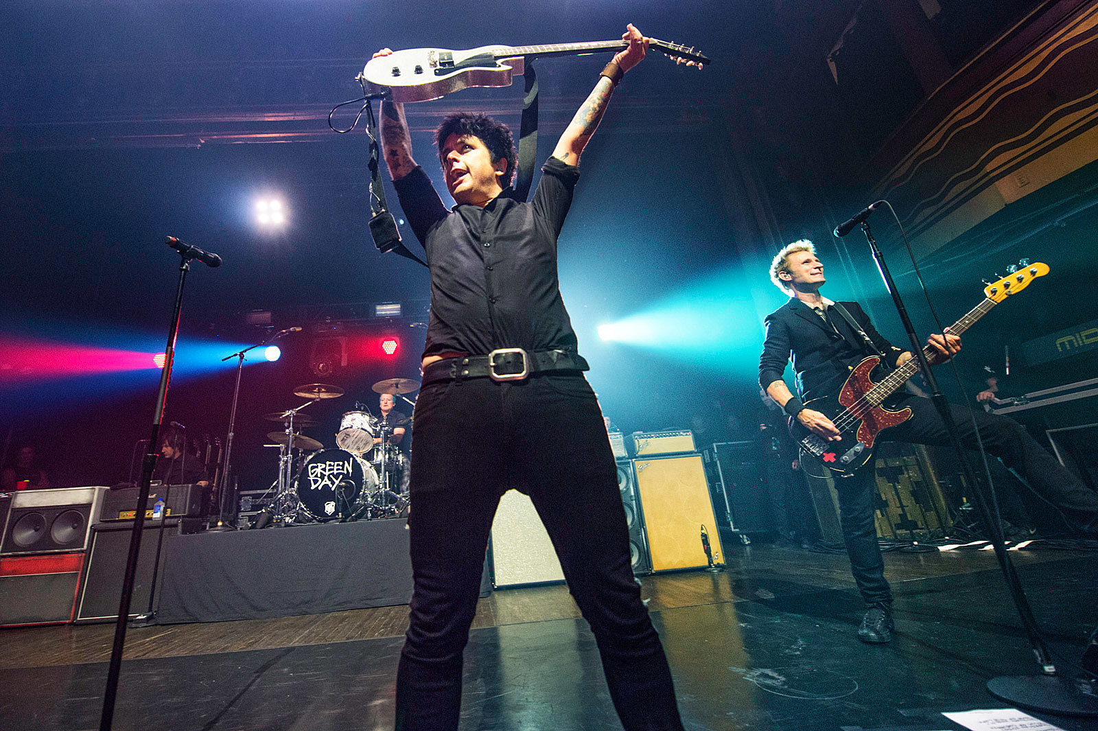 Green Day played more '90s treats at Webster Hall (review, videos ...