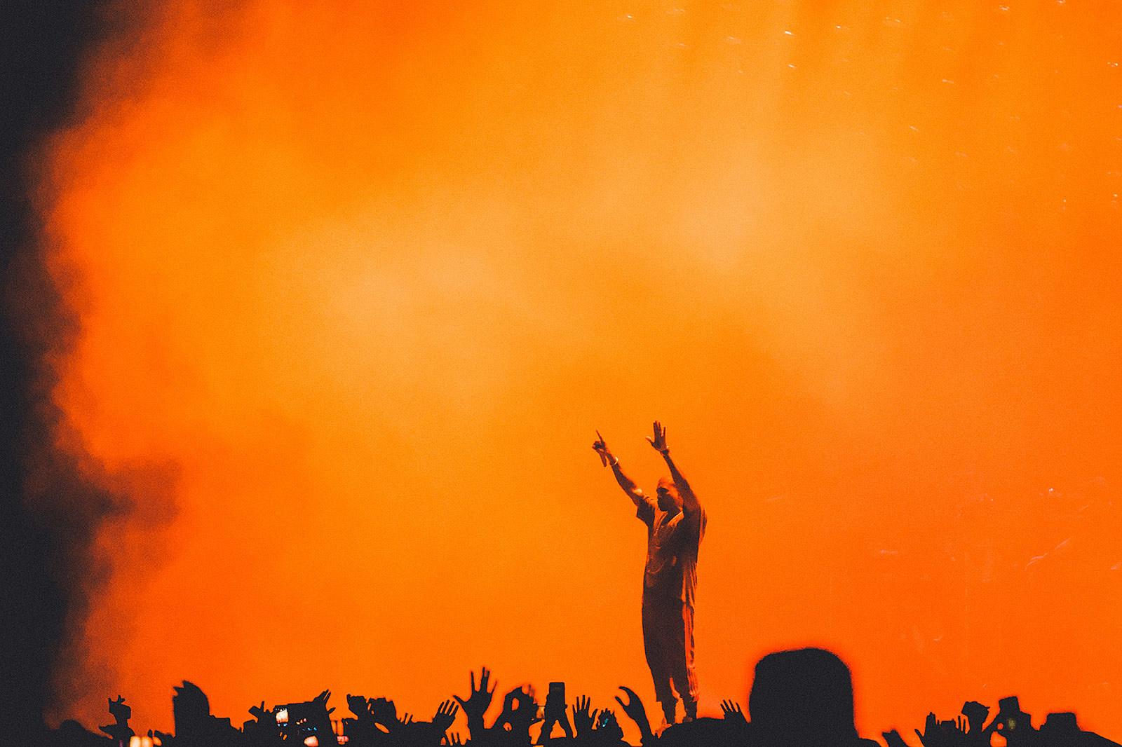 Kanye West at The Meadows 2016 - Sunday