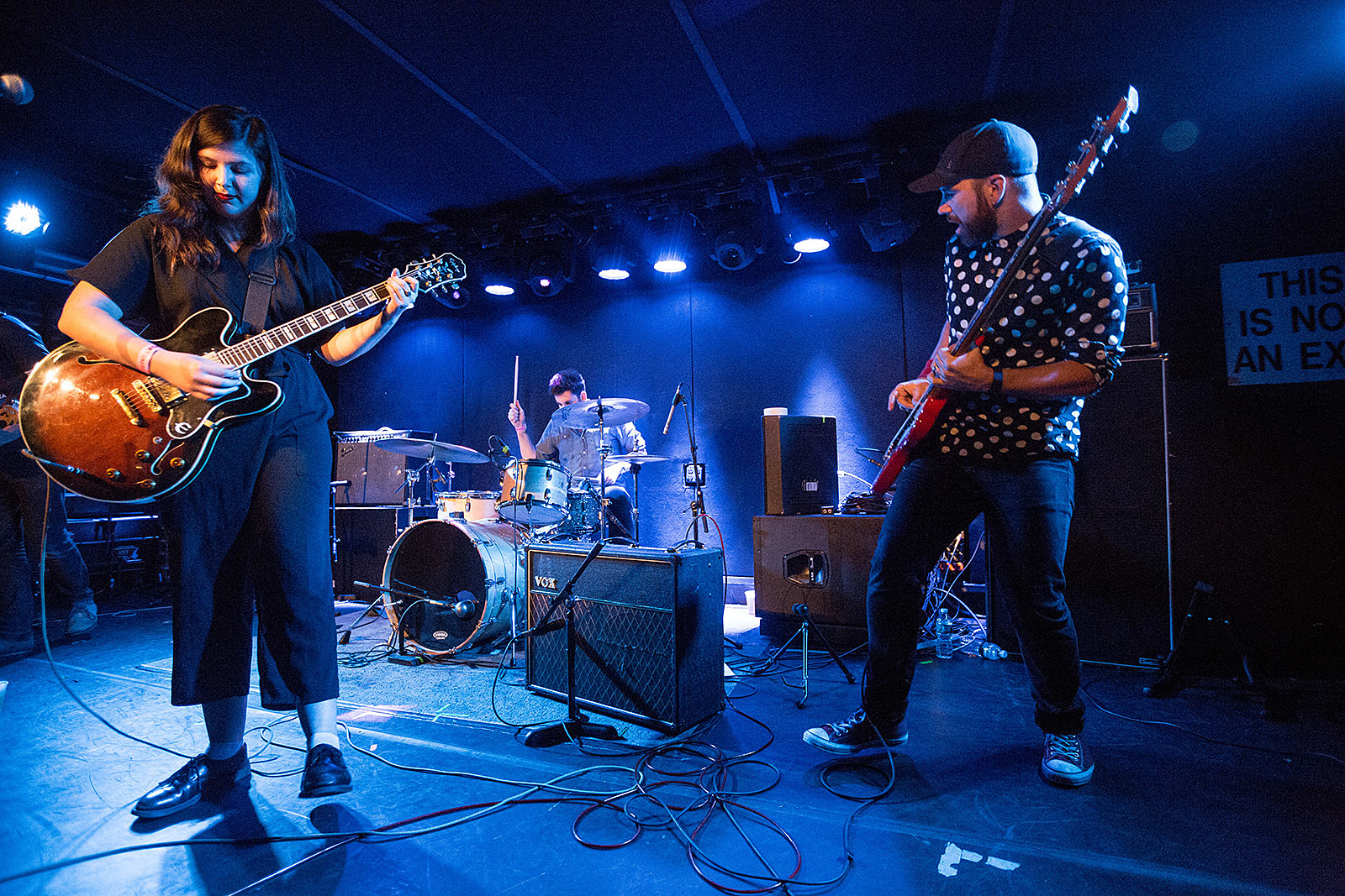 Lucy Dacus at Mercury Lounge
