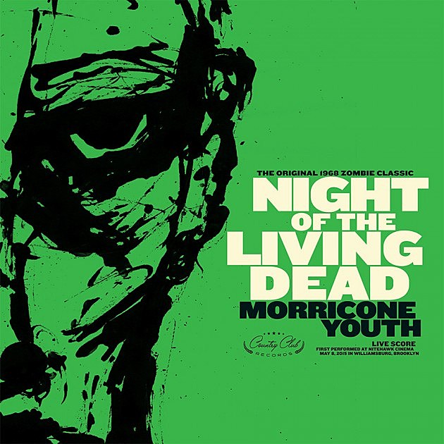 MY1601 Night of the Living Dead album cover