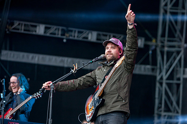Frightened Rabbit at The Meadows 2016 - Saturday
