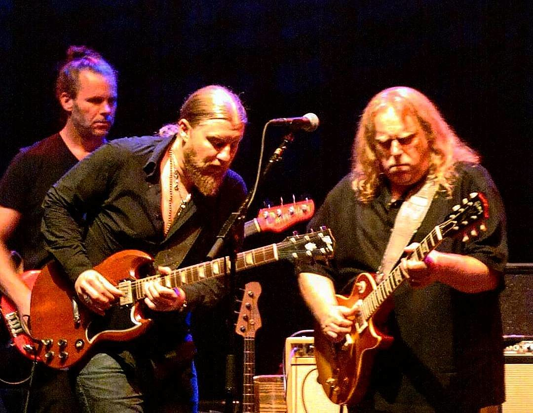 Warren Haynes Tedeschi Trucks