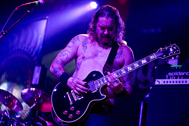 High on Fire at PlayStation Theater