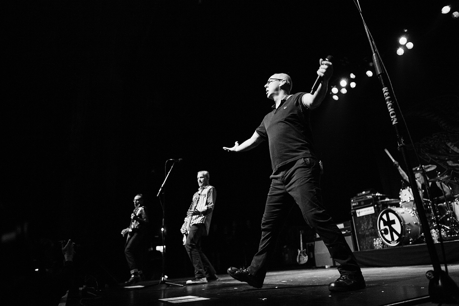 Bad Religion at Warfield Theatre