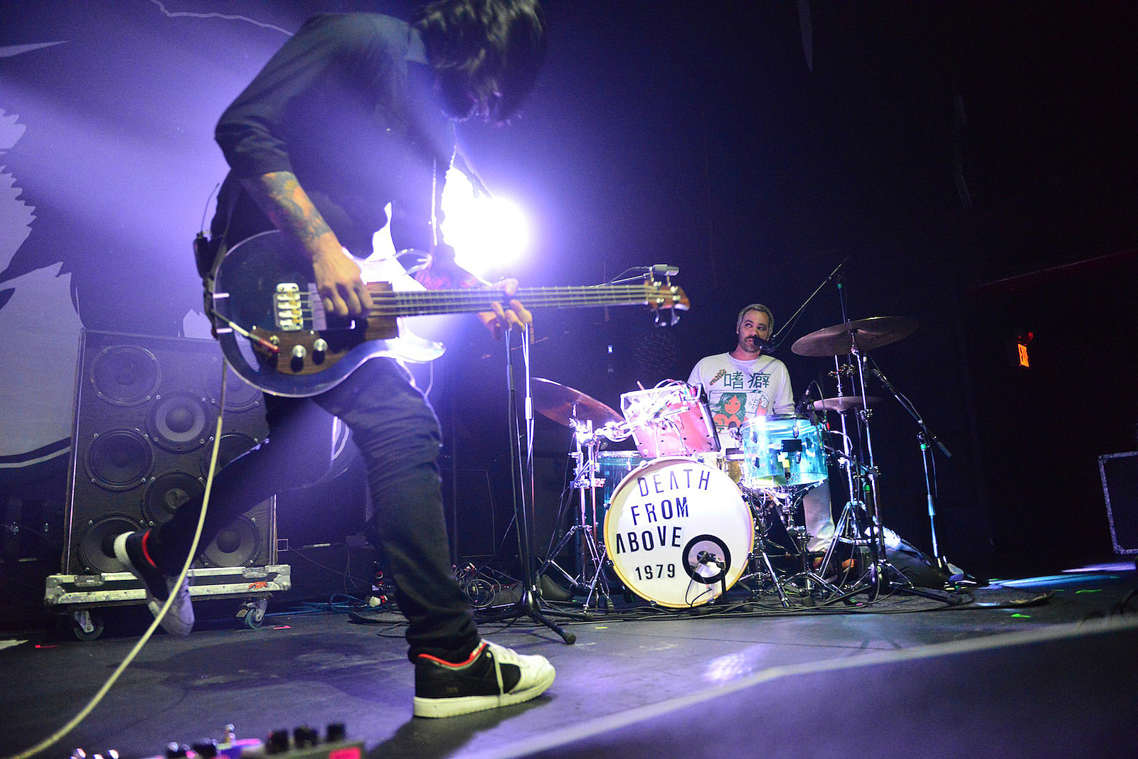 Death From Above 1979 at Terminal 5